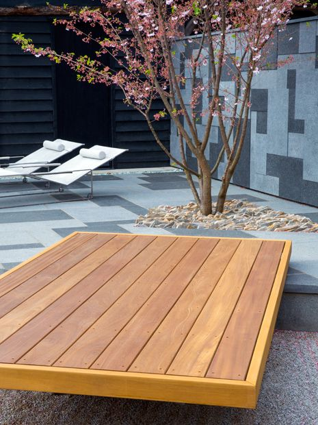 Garden decking designs contemporary outdoor space for Alternative to decking