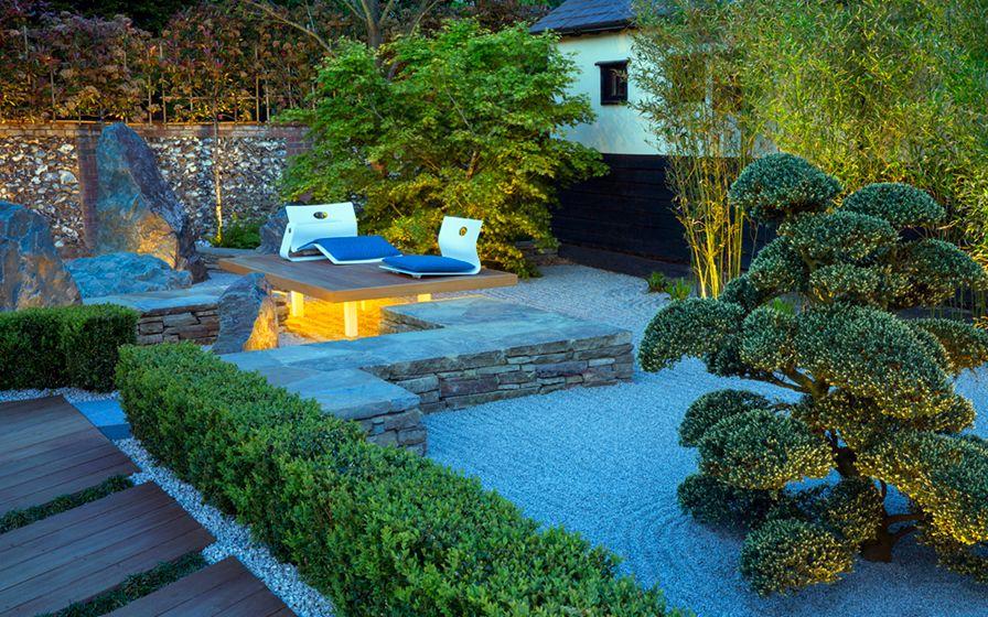 case study modern garden design best blog articles