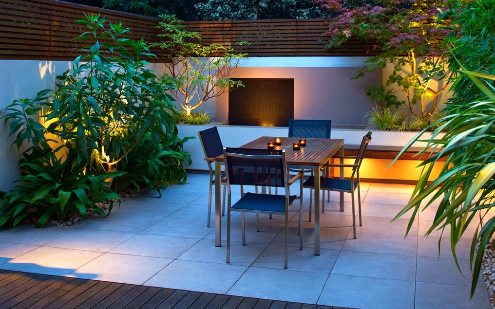 Garden lighting design mylandscapes garden designs london for Garden design ideas blog