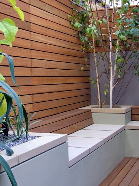 Privacy Garden Designs Seclusion For Urban Outdoor Spaces