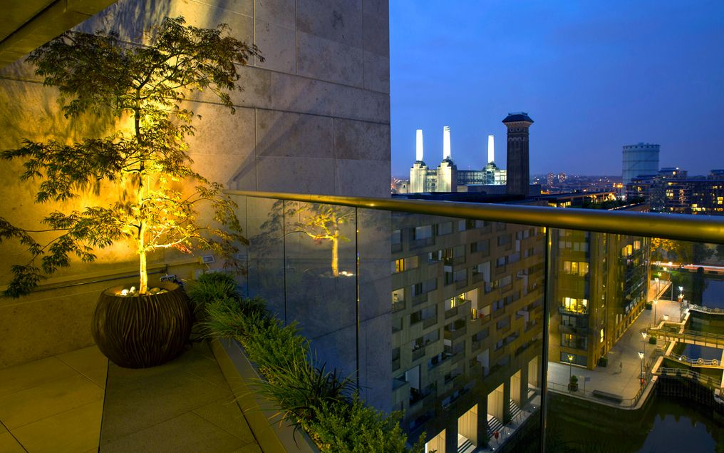 London Best Roof Terraces Contemporary Private Rooftop