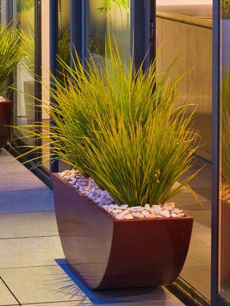 Modern Outdoor Planters Bespoke Garden Planter Designs