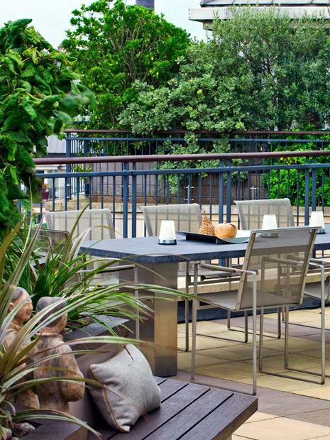 Roof Terrace Ideas London Inspiration Design Concepts Images