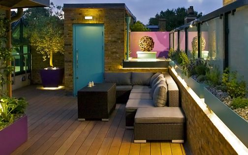 roof terrace innovation