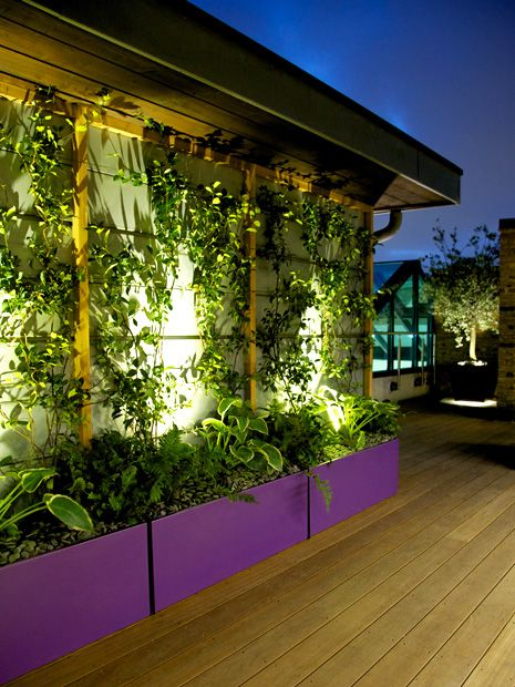 Innovative Roof Terrace Design London Modern Rooftops