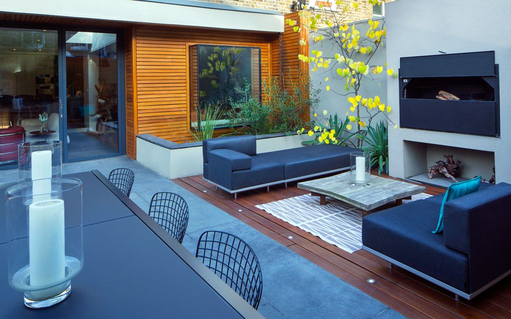 Small garden design ideas | Mylandscapes contemporary gardens