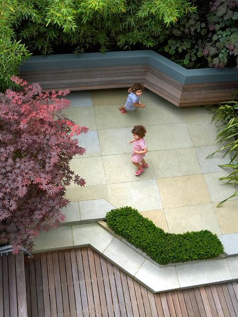 Small garden design ideas London | contemporary gardens ...