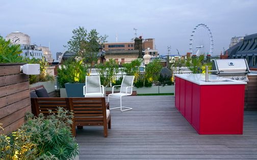 roof terrace projects before and after design case studies
