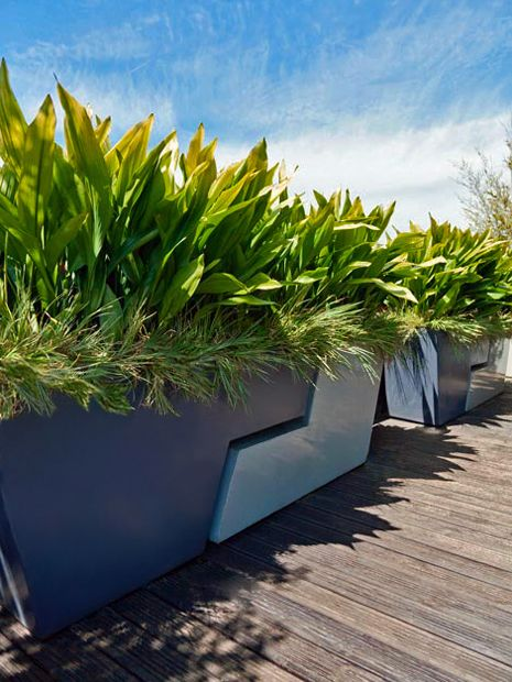 Roof Terrace Design And Build Modern Rooftops London Mylandscapes