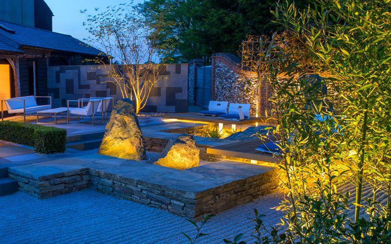 Modern garden design company London, contemporary gardens ...