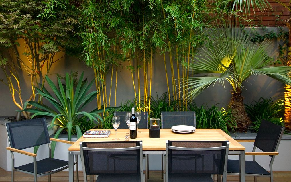 Courtyard Gardens Selected Projects