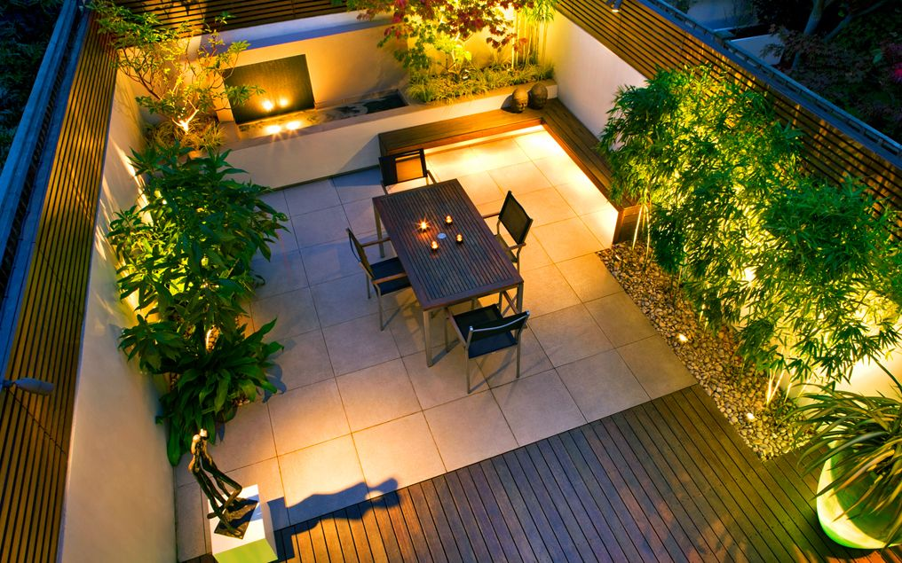 Urban garden design fulham garden mylandscapes garden for Urban garden design ideas