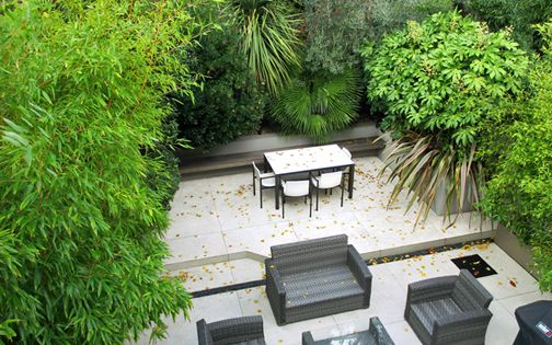 Large country garden design | Mylandscapes contemporary ...