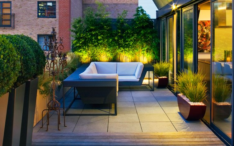 Shoreditch Roof Terrace Design Mylandscapes Roof Gardens