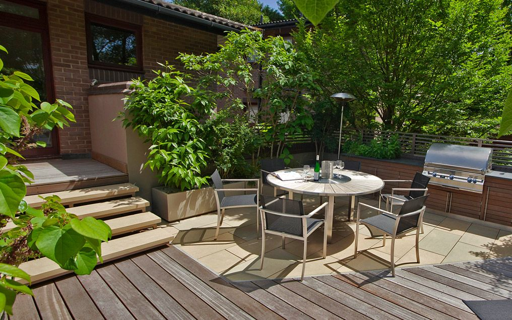 Roof Terrace Design London Mylandscapes Modern Small Rooftop Designs