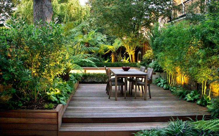 Garden designer contemporary london landscape designs for Garden design job vacancies london