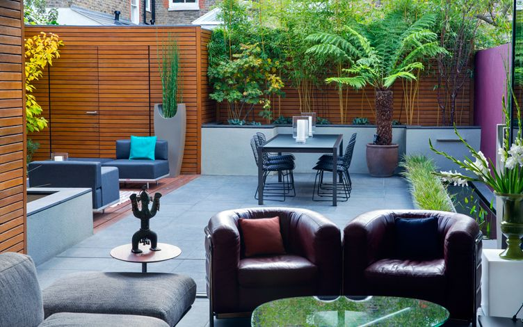 stylish garden design for modern outdoor living